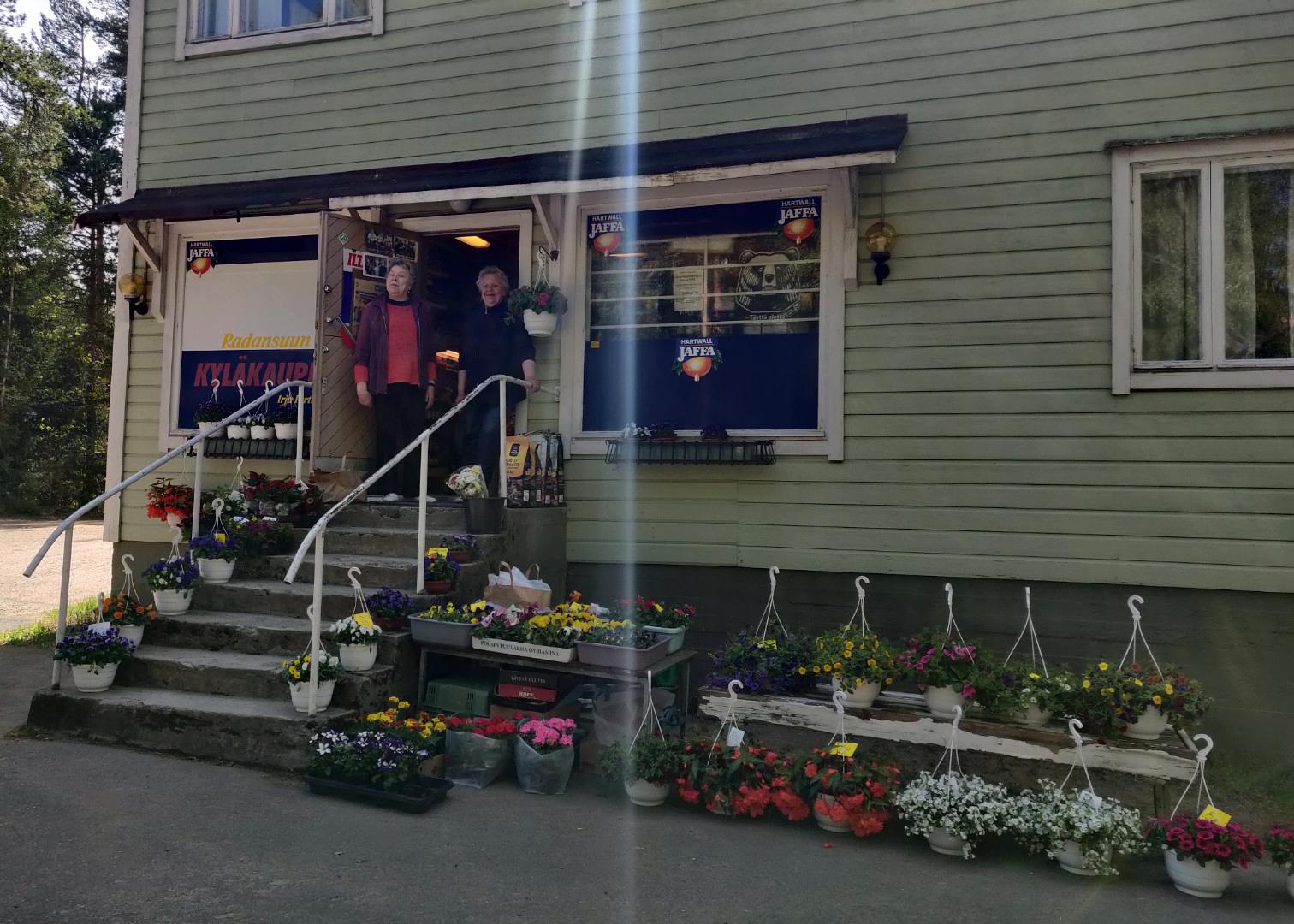 Kausalan Kukkakauppa